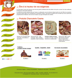 Charcuterie Cosme