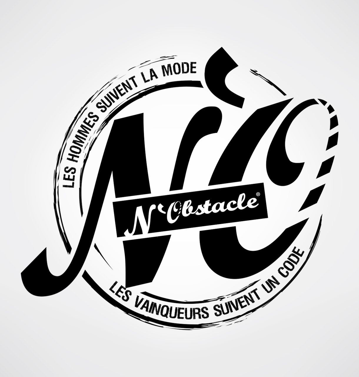 Cration logo marque sport streetwear nobstacle paris marque sportwear et streetwear nobstacle altavistaventures Images
