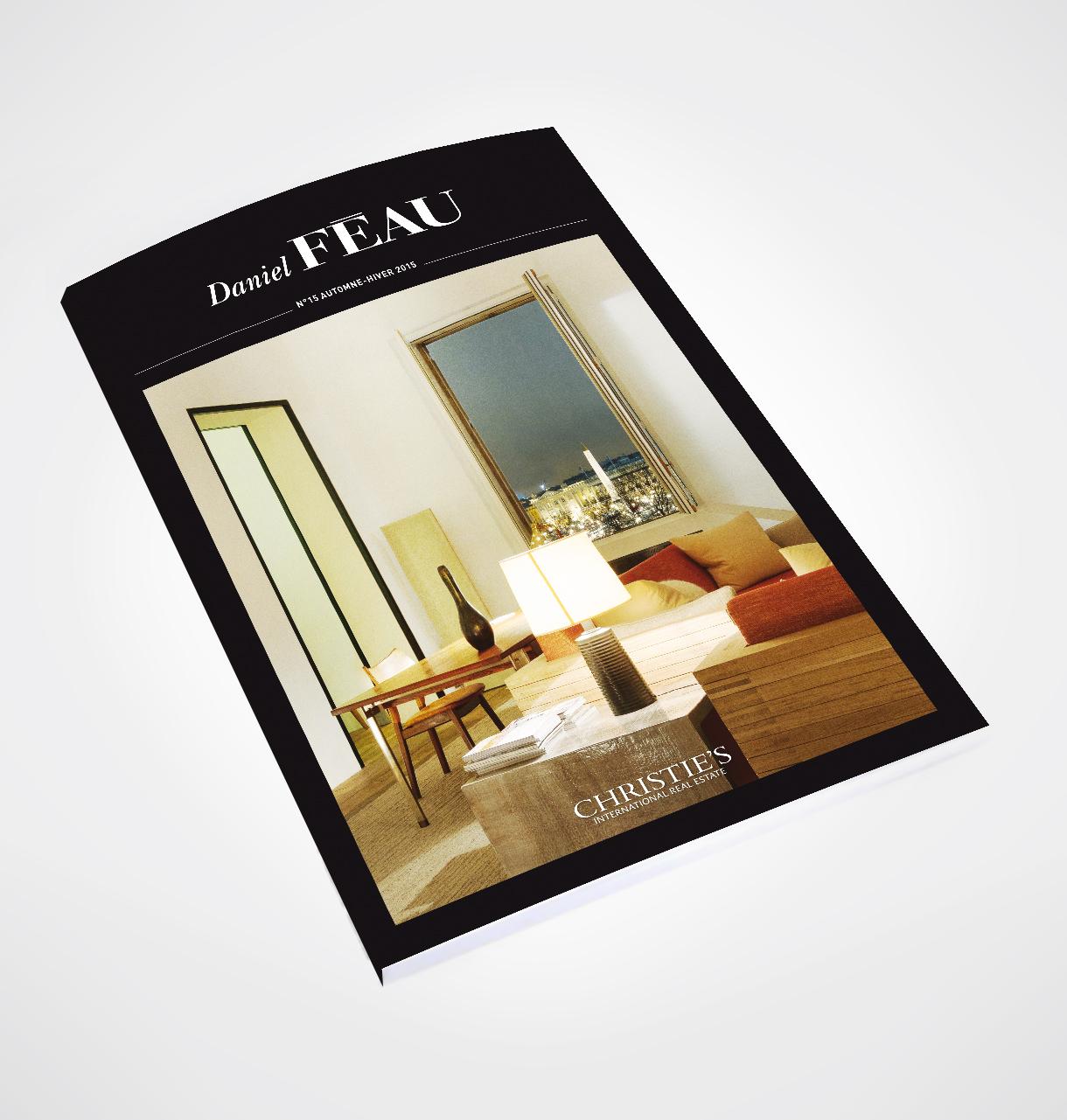 magazine spécialisé luxe