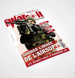 Magazine d'airsoft - Warsoft