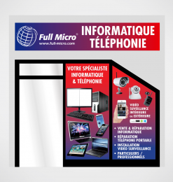 Magasin informatique - Full Micro